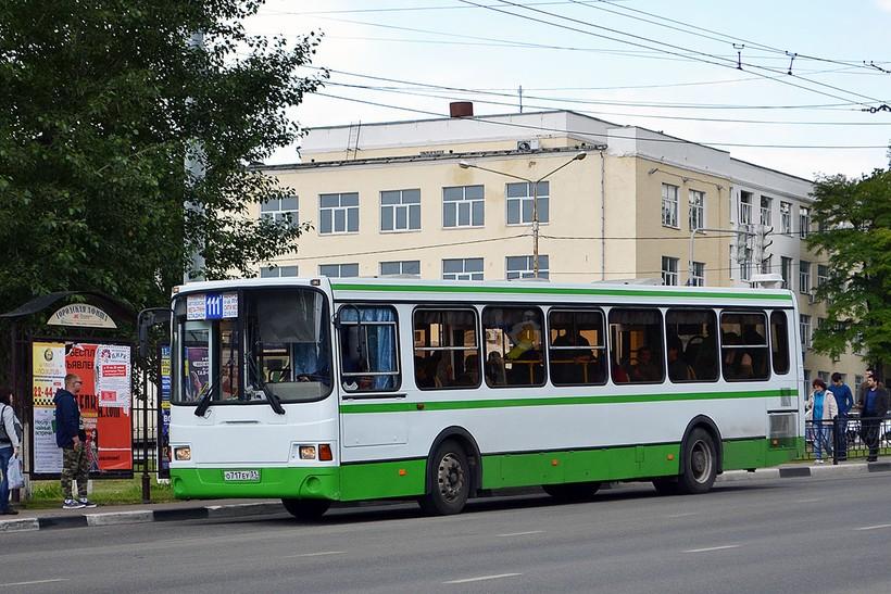 автобус 111