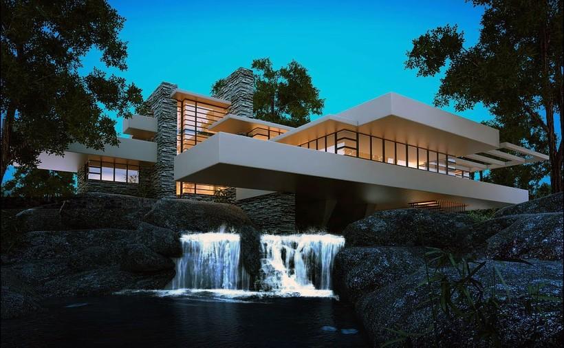 Самый красивый дом в мире