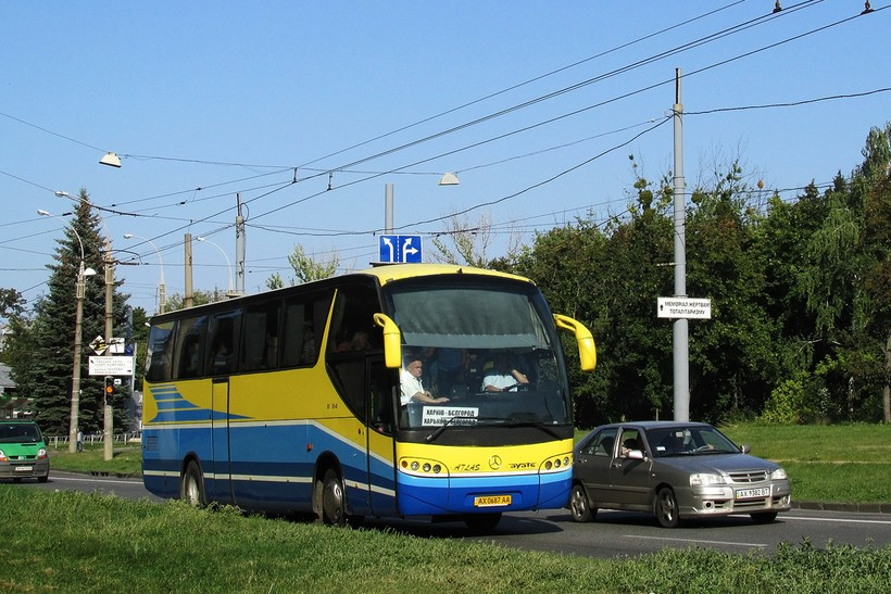 автобус Харьков - Белгород
