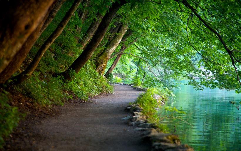 Это впечатляет: самое красивое озеро в мире
