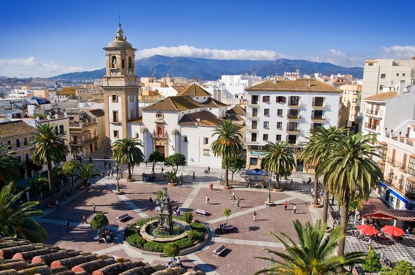Порт Альхесирас, Испания