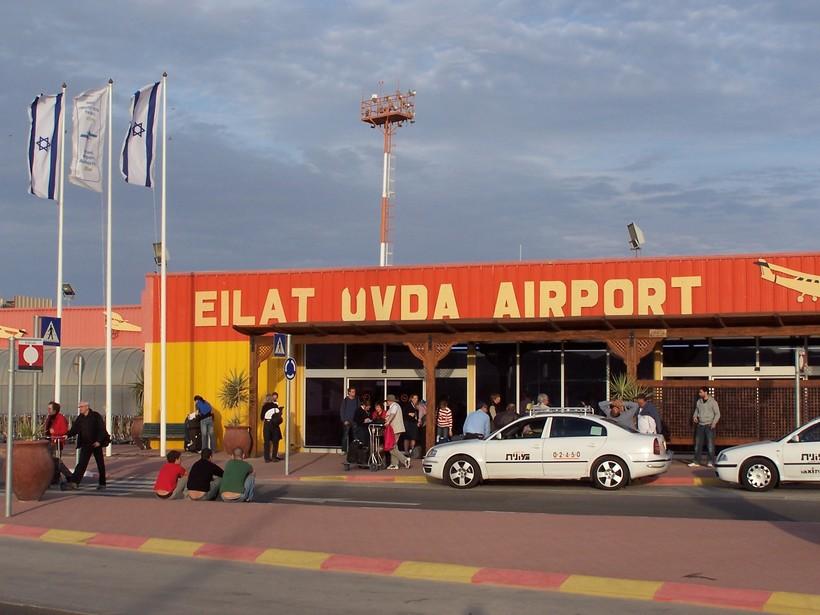аэропорт Овда