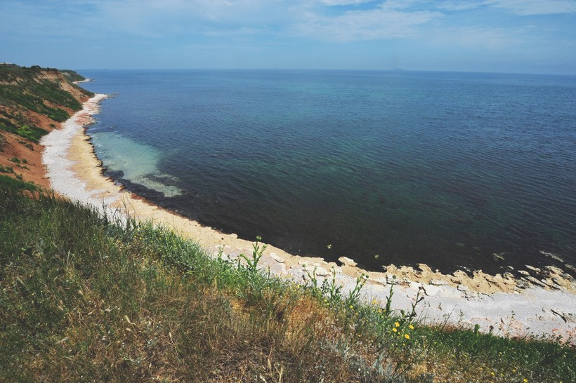 Самое глубокое место на Черном море