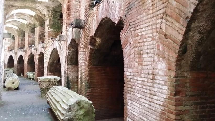Ученые разгадали секрет прочности древнеримского бетона