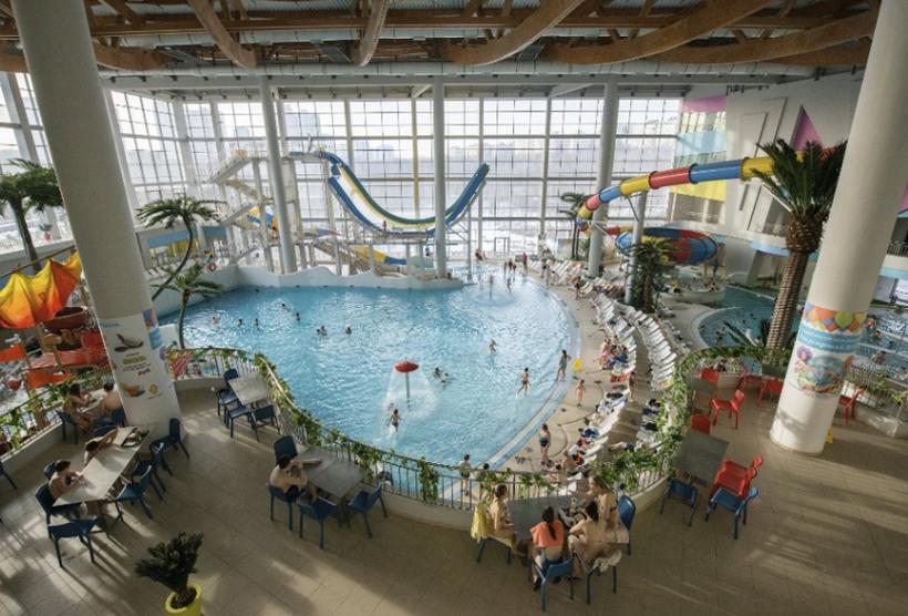картинки аквапарка в москве очень