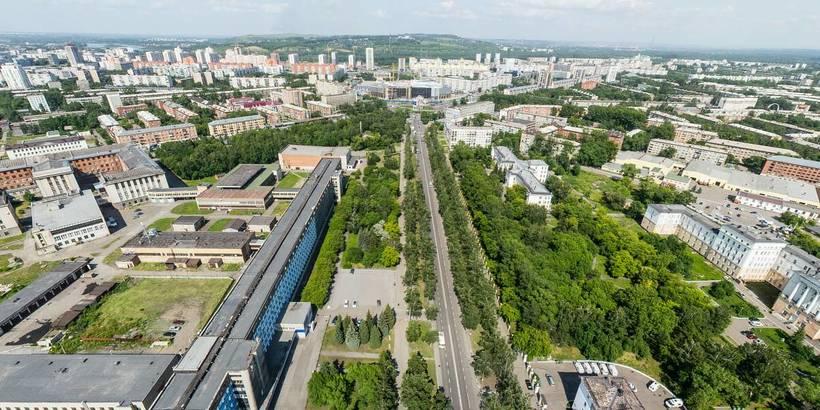 монтажный город новокузнецк фото промышленные панорамы текстурный