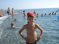 Море в Турции летом