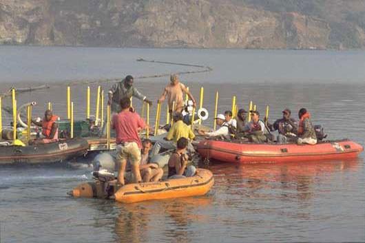 Озеро-убийца Ниос: история самой страшной лимнологической катастрофы на планете