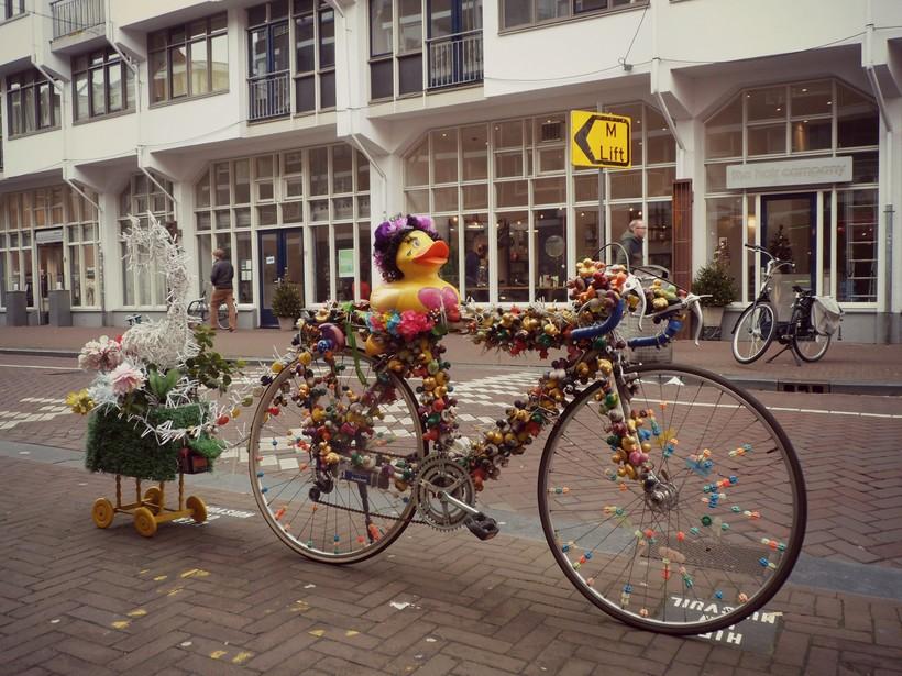 Амстердамская уточка