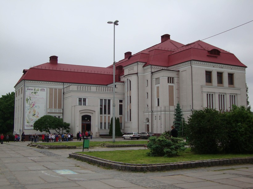 Музей Бункер в Калининграде