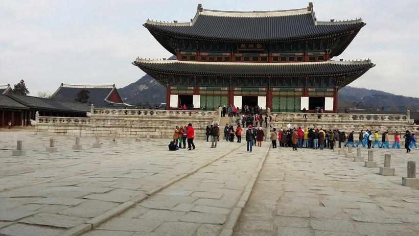 Незабываемые строения Сеула