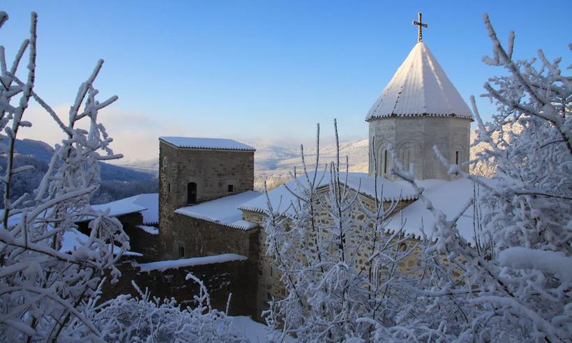 Монастырь Сарб-Хач