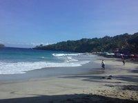 Балийский пляж, октябрь 2017