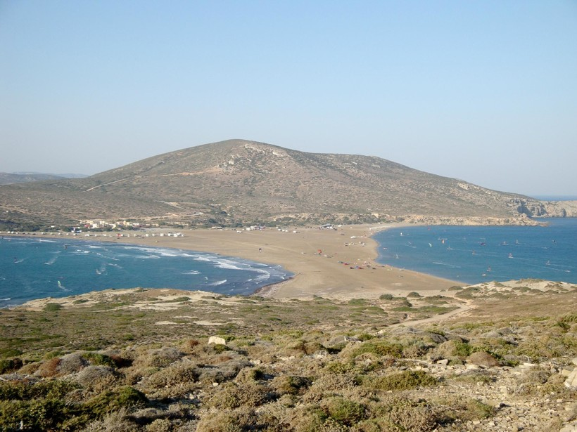 Критское и Ливийское моря