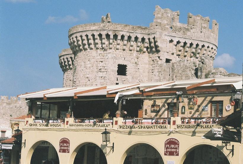Ресторан у Старой башни