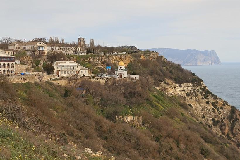 Георгиевский монастырь
