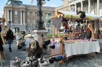 Пасхальная ярмарка в Будапеште