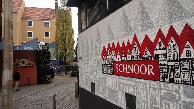 Углубляюсь в недра Schnoor