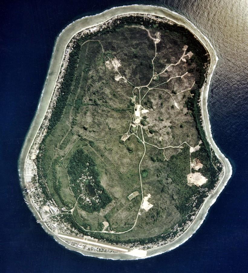Остров Науру
