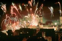 Новый год в Нюрнберге