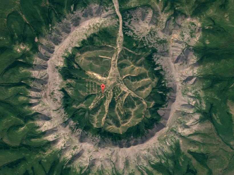 Хребет Кондёр: волшебное кольцо, которое содержит крупнейшие в мире запасы платины