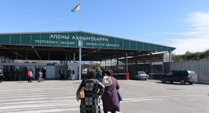 Российско-абхазская граница