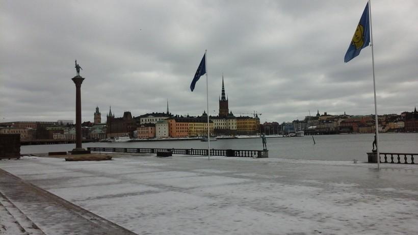 Погода в марте зимняя