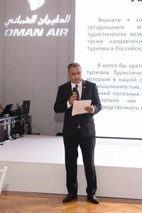 В Москве прошла презентация туристического направления Оман