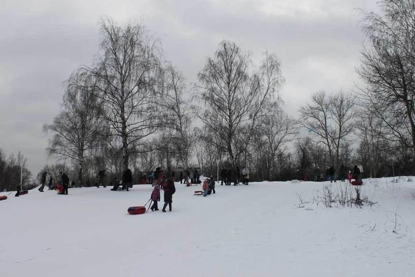 Тушинский парк