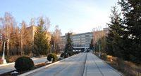 Невзрачные весенние пейзажи вокруг санаториев Киргизии