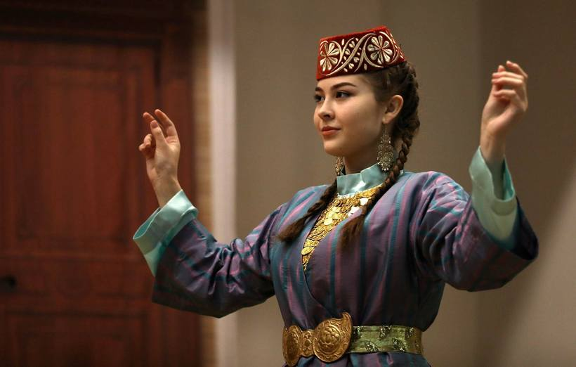 татары идут картинка метрополитен