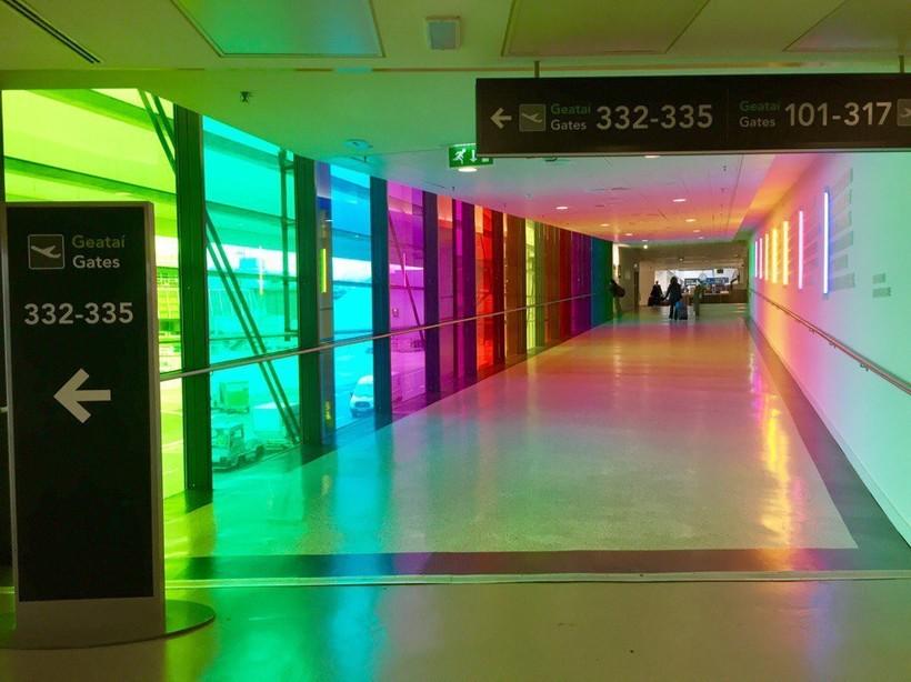Международный аэропорт в Дублине, Ирландия