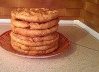 Шелпеки с казахского праздника хлеба