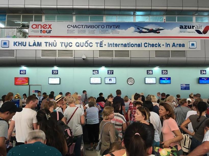 Единственный аэропорт в Нячанге – Камрань