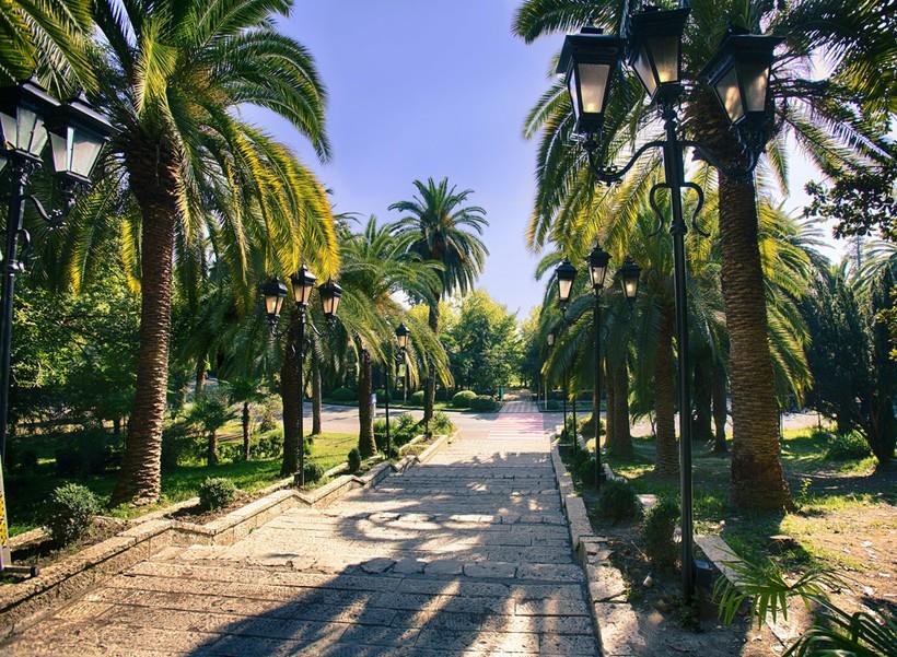 Весенняя Абхазия