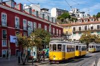 Лиссабон: городской транспорт