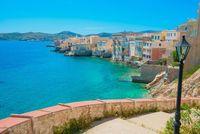 Сирос, Греция