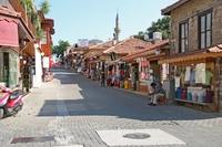 Сиде: прогулка по набережной в Старом городе