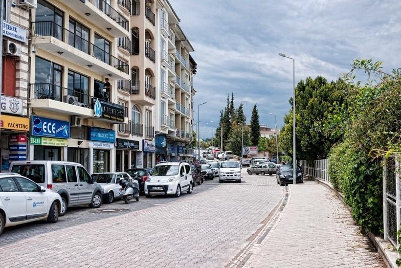 Фетхие: прогулка по улицам города