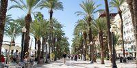 Валенсия: прогулка по парковой зоне