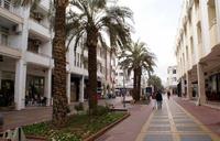 Кемер: пешеходная улица города