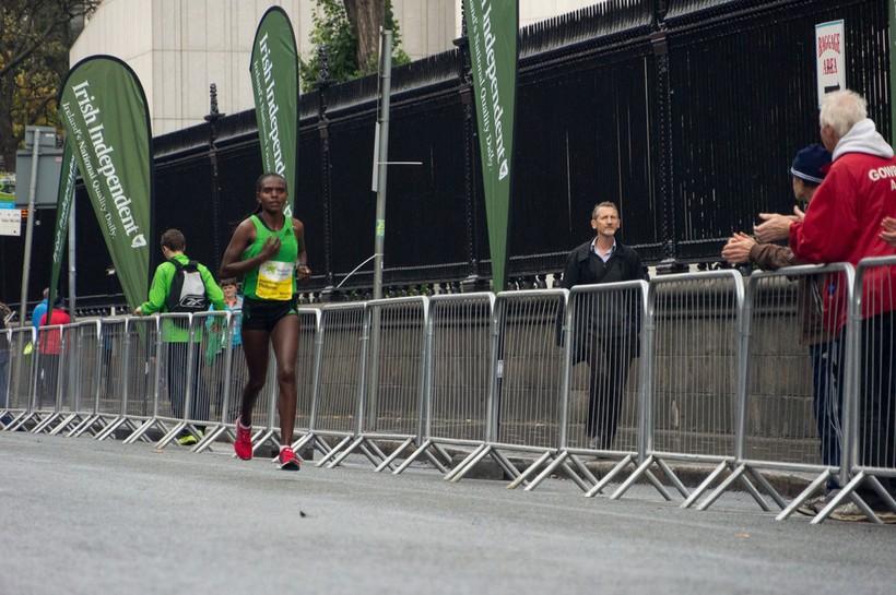 Январский марафон в Дубае, ОАЭ