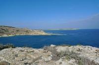 Побережье Мальты в ноябре