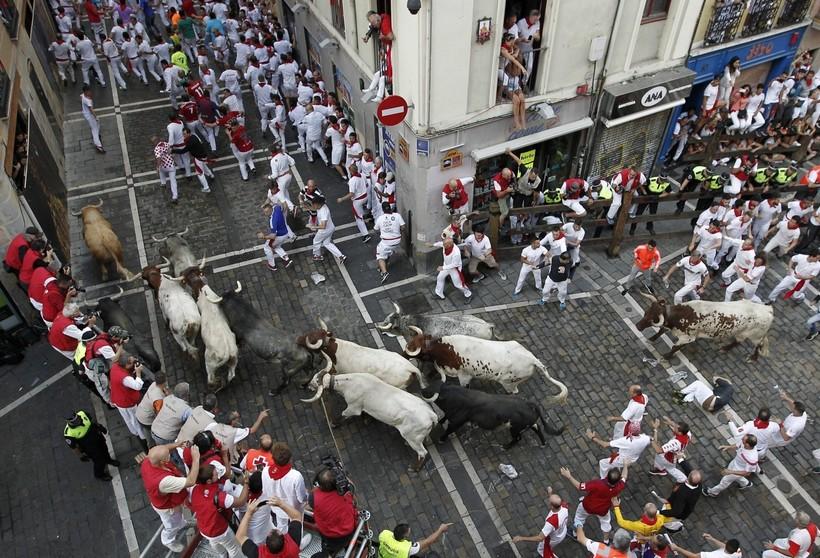 Бег от быков