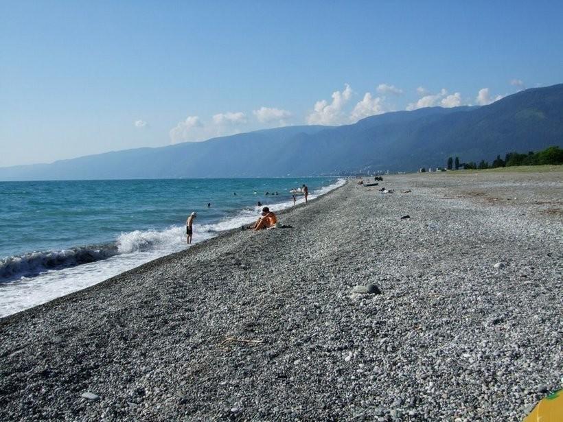Майское море Абхазии