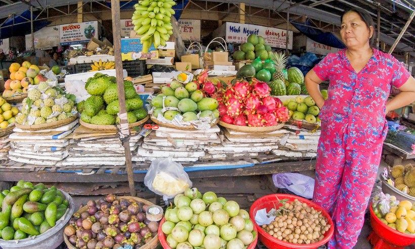 Нячанг: местный рынок