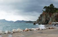 Прогулка близи моря