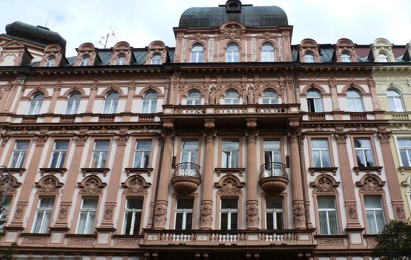 Карловы Вары: городская архитектура поражает красотой!