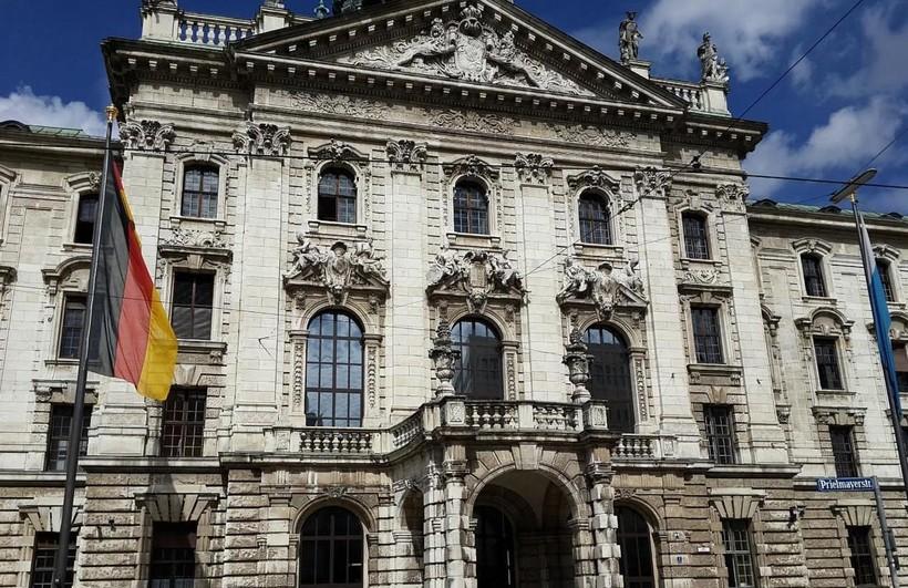 Мюнхен: архитектура города