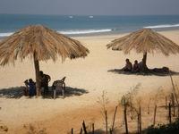 Пляжи около отелей убирают лучше всего